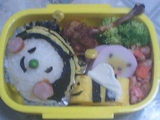 ハチさん弁当