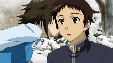 (#アニメ) true tears 第08話 「雪が降っていない街」.avi_000604645_s