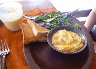 シンプル卵料理