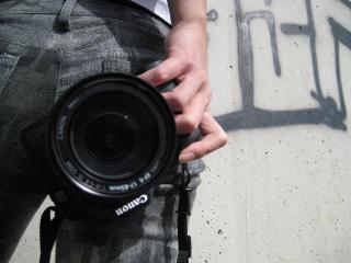 カメラ (L)