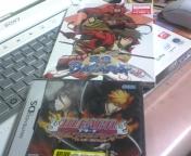 DVDとゲーム