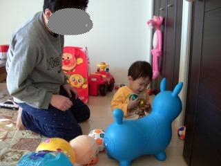 パパと遊ぶ3