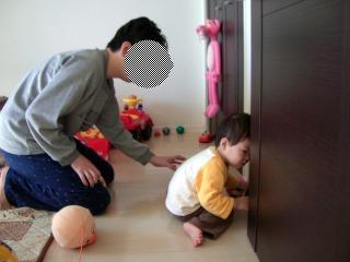 パパと遊ぶ4