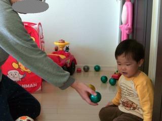 パパと遊ぶ6