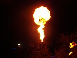 サザンバンクの火