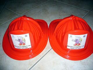 消防士ハット