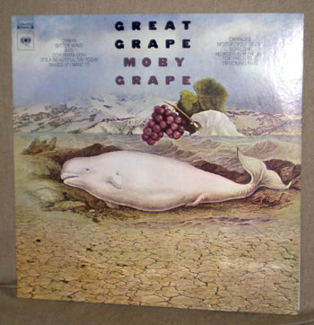 Great Grape / Moby Grape