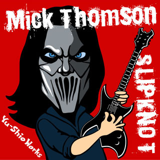 Mick Thomson Slipknot