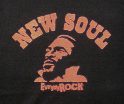 New Soul ソウルTシャツ