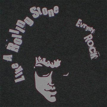 Like A Rolling Stone ロックTシャツ