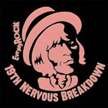 19th Nervous Breakdown ロックTシャツ