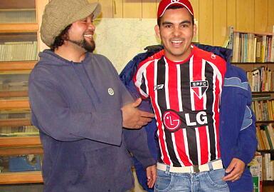 Fernand e Soares