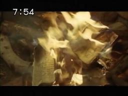 燃える手記