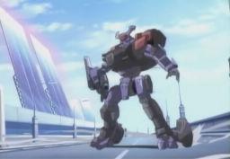 ロボット戦