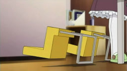 四角い椅子