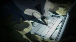 左手で書き