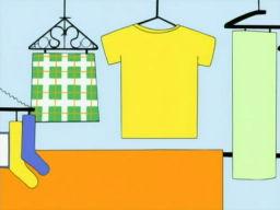洗濯物(アニメ)