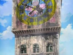 時計台(崩壊後)