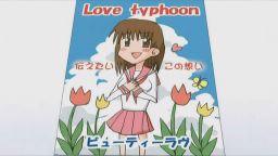 Love typhoon