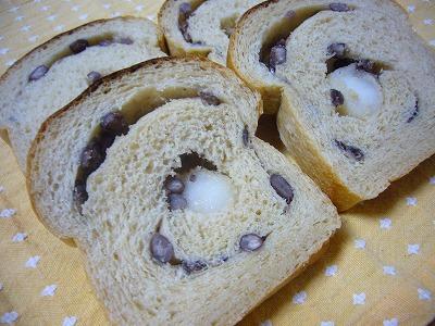 070424くるくるミニ食パン〈きなこ白玉あずき〉