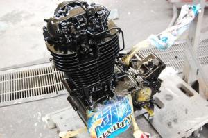 SR エンジン ペイント 01