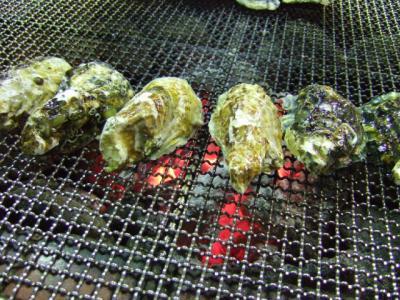 牡蠣でございます~!