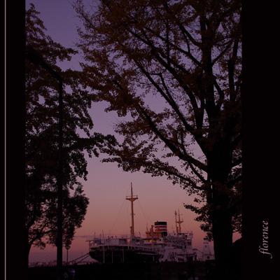横浜夕景081101