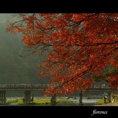 嵐山081201
