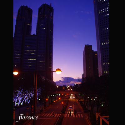 新宿夜景081205