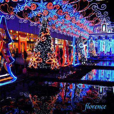 東京ドーム夜景090101