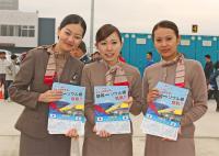 静岡空港~アシアナ航空
