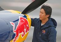 静岡空港~室屋選手