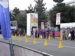 マラソンゴール