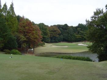 ゴルフ場 045