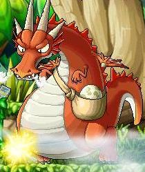レッドドラゴン。