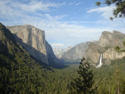 Tunnel View (May)