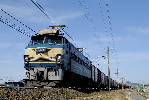 8056レ  EF66-27