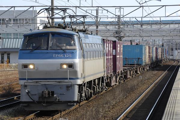 1351レ  EF66-125