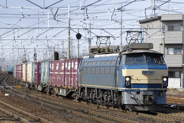 5088レ  EF66-32