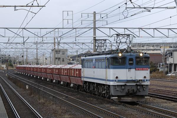 8784レ  EF65-1068