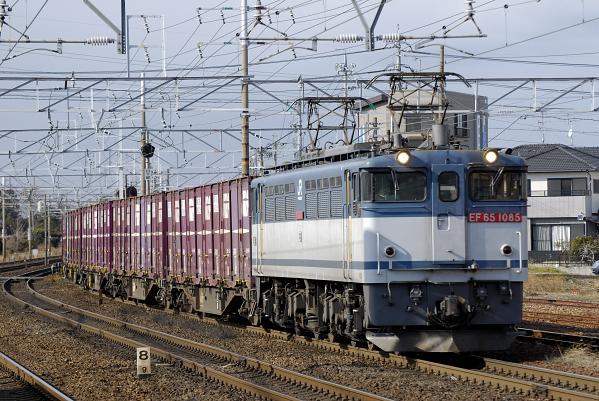 3460レ  EF65-1085