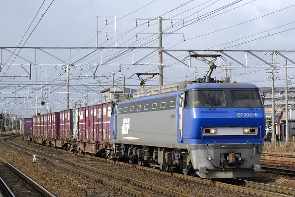 2090レ  EF200-5号機