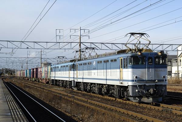 1651レ EF64-77+EF64-56号機