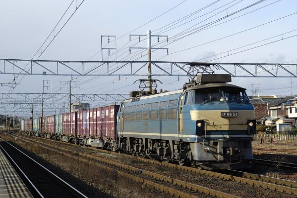 1072レ  EF66-54