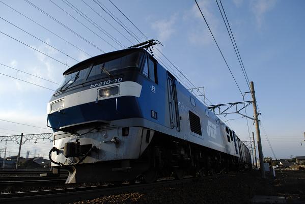 1076レ EF210-10号機