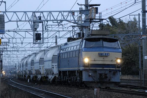5767レ  EF66-23