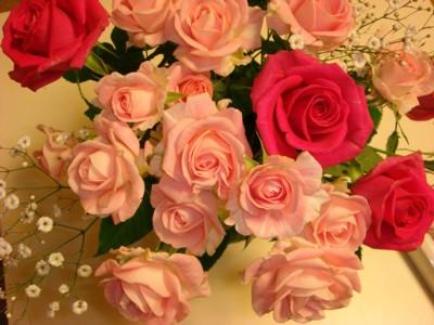 kさんからの花束