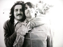 John with Anthony
