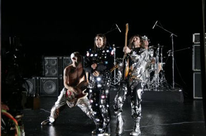 RHCP Snow video pics 5