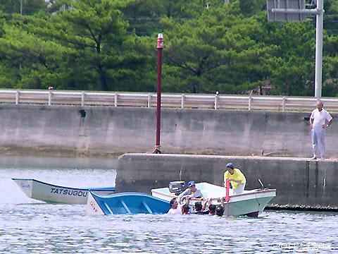 '04.7.25 舟漕ぎ大会